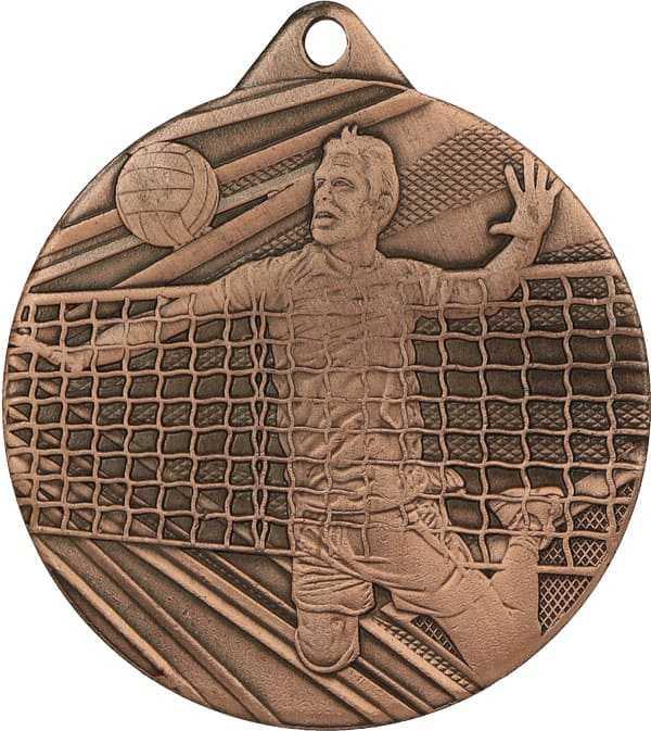 Медаль Волейбол ME008/B (50) G-2мм