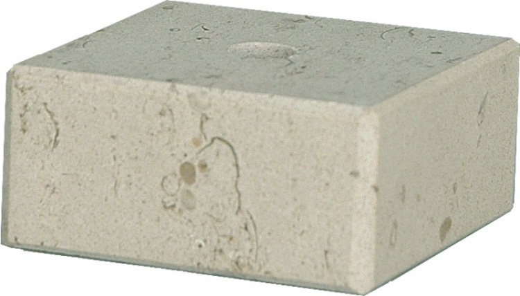 Цоколь мраморный бежевый 85х85х40 MRU8540